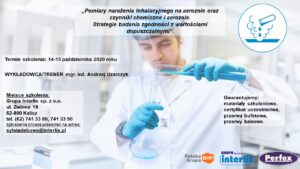 Ulotka - szkolenie - chemia (10_2020)